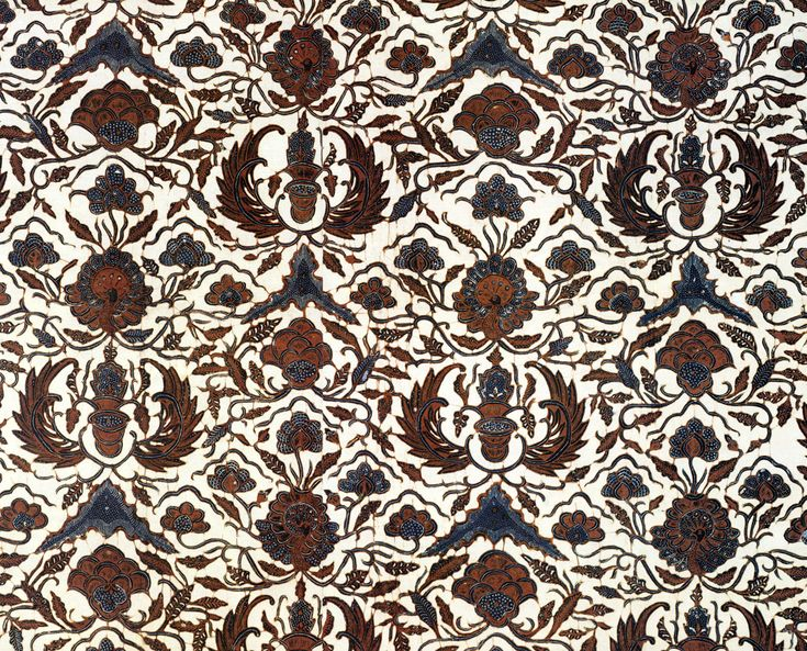 Batik, Java, Indonesia. 20th century. Cotton.