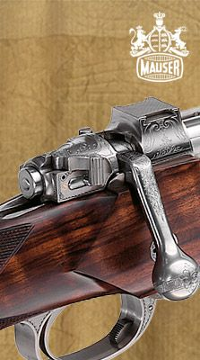 M 98 Magnum | Mauser Hunting Rifles