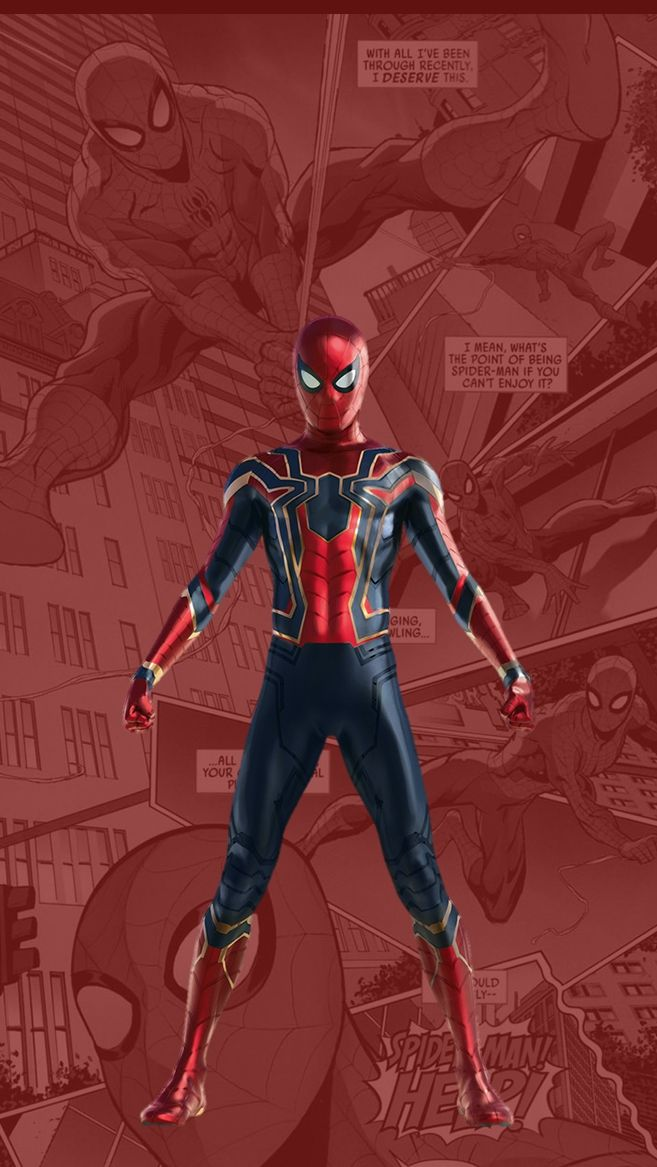 Far From Home Spiderman Iphone Wallpaper Iphone Wallpapers