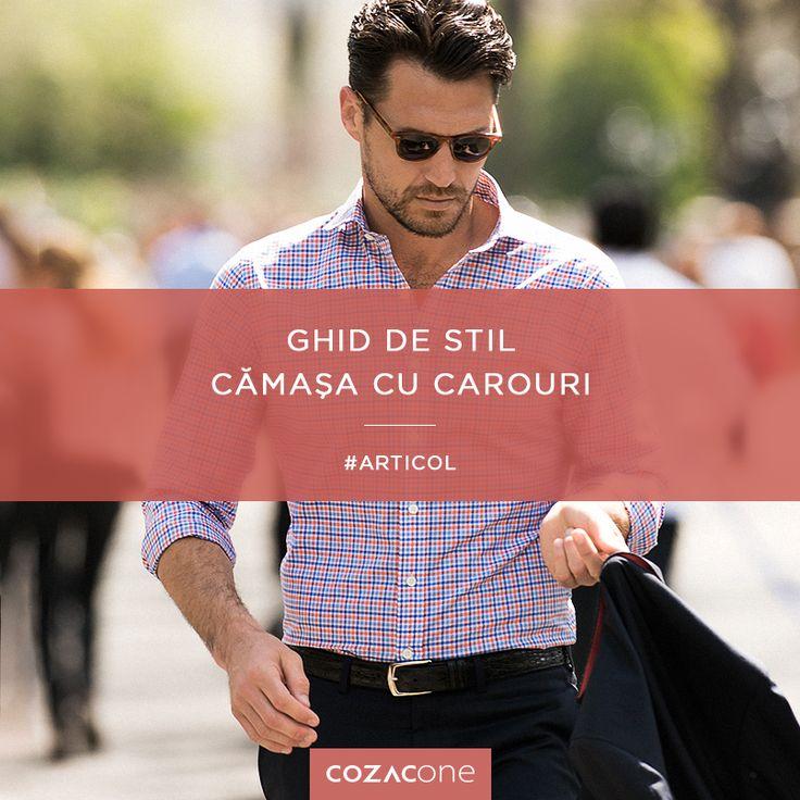 Cămașa cu carouri se menține în topul celor mai stilate și versatile piese, și în sezonul rece: http://www.cozacone.ro/lifestyle/ghid-de-stil-camasa-cu-carouri/