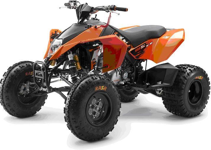 ATV Accessories, ATV Luggage, ATV Exhaust, Helmets, Goggles, ATV Hunting Racks. www.ATVupgrade.com