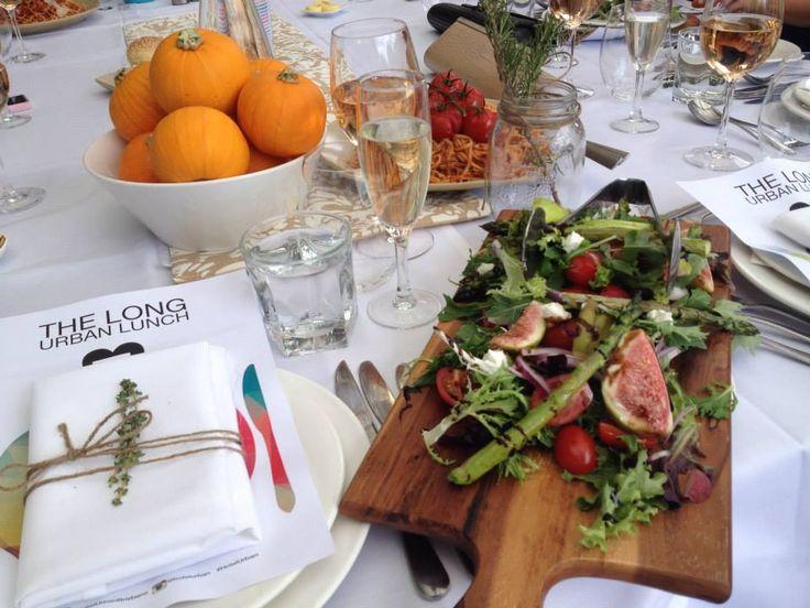 Long Urban Lunch at Gazebo Bar, Hotel Urban Brisbane
