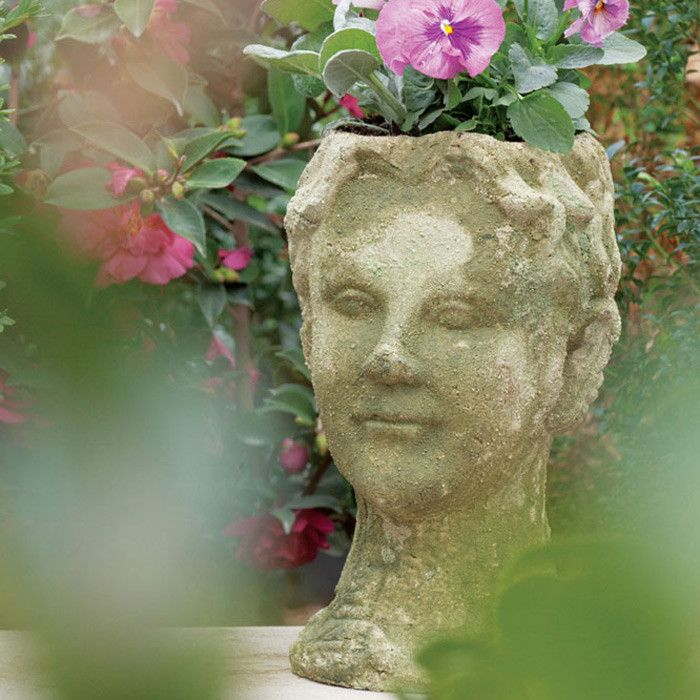 Aphrodite Planter | Exterior - Outdoors & Garden | Pinterest
