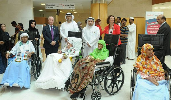 University Hospital Sharjah celebrates Martyrs' Day and UAE National Day. Know more at http://fb.me/3VqaFlwuD.