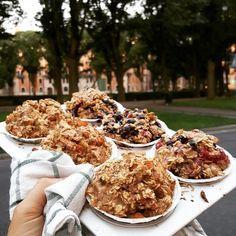 Recept: Proteinfyllda och goda frukostmuffins