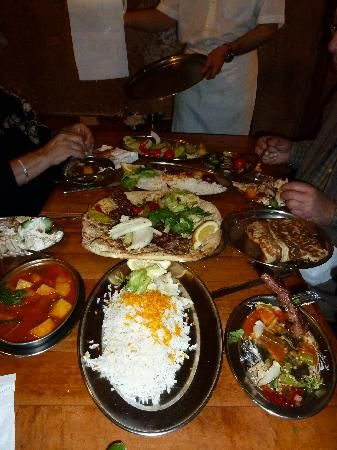 Patogh - Persian restaurant, Edgeware Road, London (have not visited personally)