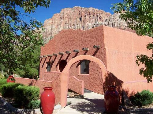 126 best pueblo architecture images on pinterest for Adobe home builders california