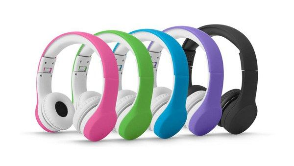 Lil' Gadgets Headphone for Kids | Top 25 Travel Products for Kids