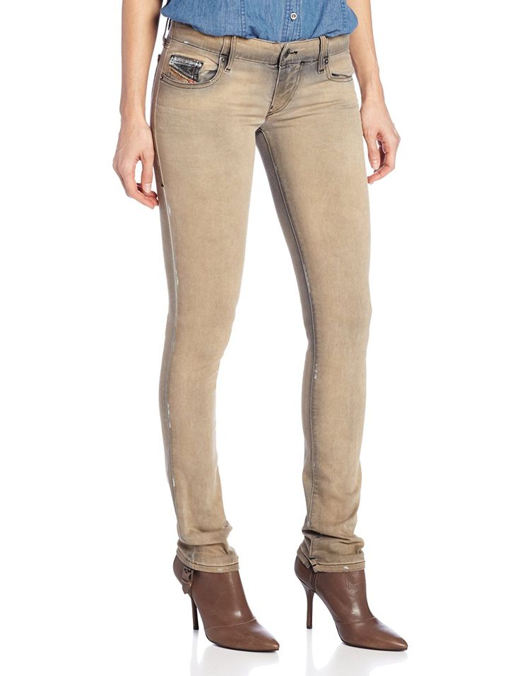 Diesel Women's Grupee Super Skinny Leg Jean * This is an Amazon Affiliate link. You can get additional details at the image link.