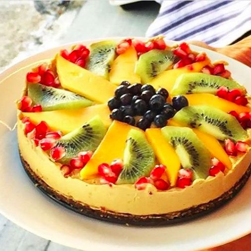 Stone Fruits, Baking Tarts And The Giveaway Winner Recipe — Dishmaps