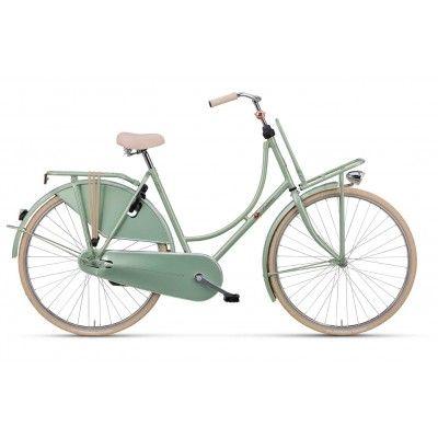 Rower Miejski Damski Batavus Old Dutch Plus DR lub DN3. Rower dla kobiet, który styl życia wyróżnia na tle innych. http://damelo.pl/damskie-rowery-miejskie-stylowe/769-rower-miejski-damski-batavus-old-dutch-plus.html