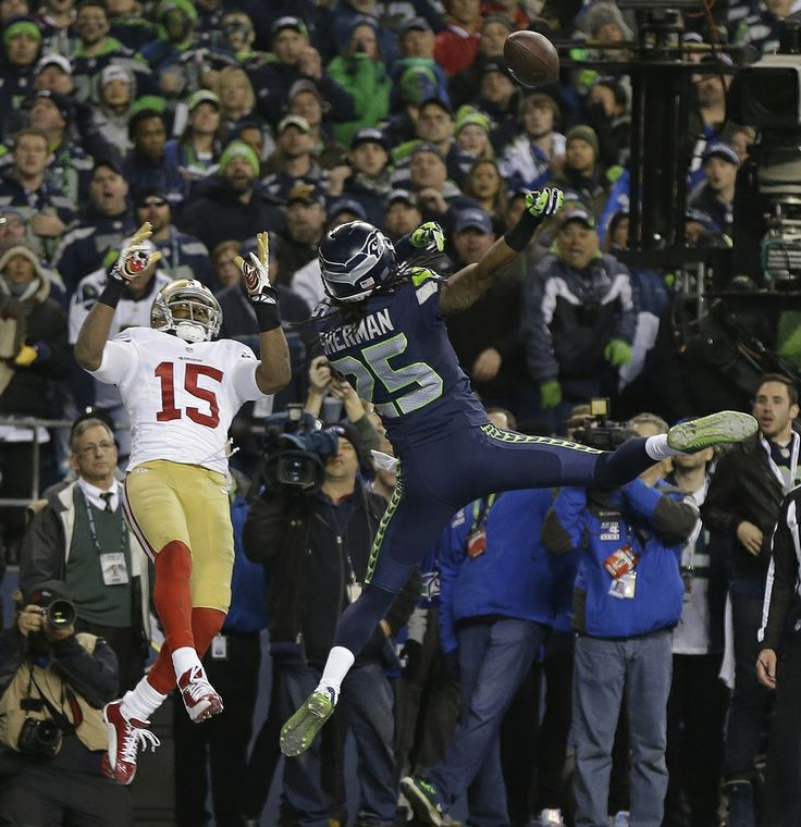 HuffPo: Richard Sherman's Rant May Have 'Scared Erin Andrews,' Definitely Bothered Some On Twitter (VIDEOS) (1/20/14)