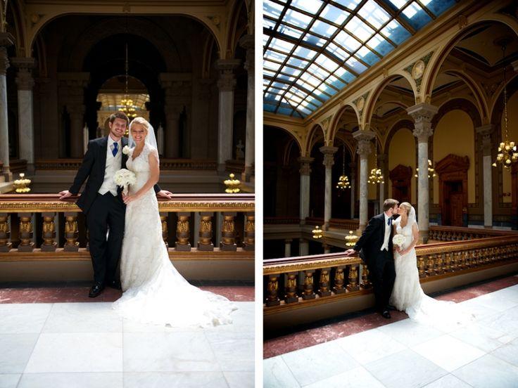 Downtown Indianapolis Wedding Details Statehouse Photographer Ashley Wittmer Photography Www Ashleywittmerphotography