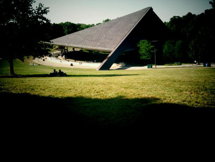Blossom Music Center in Cuyahoga Falls, OH