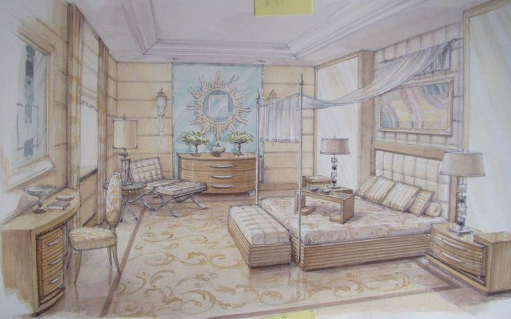 ECLECTIC MASTER BEDROOM  www.malleorossi.it