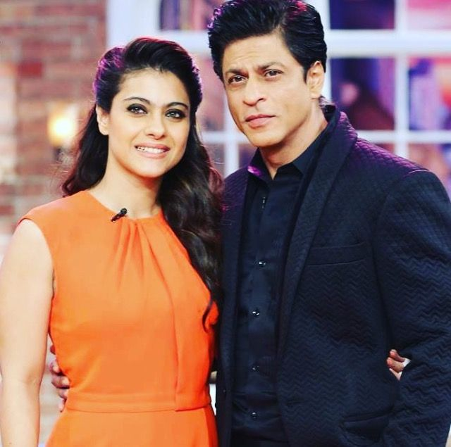 Kajol und SRK