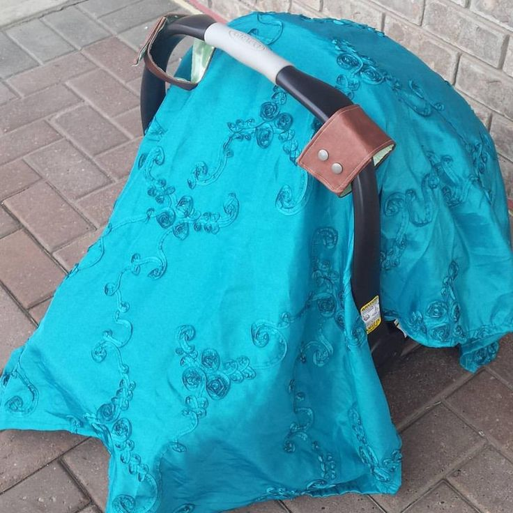 Car Seat Cover, Satin with Faux Leather trim, OOAK, Teal, SALE,free shipping  by UchiWraps on Etsy