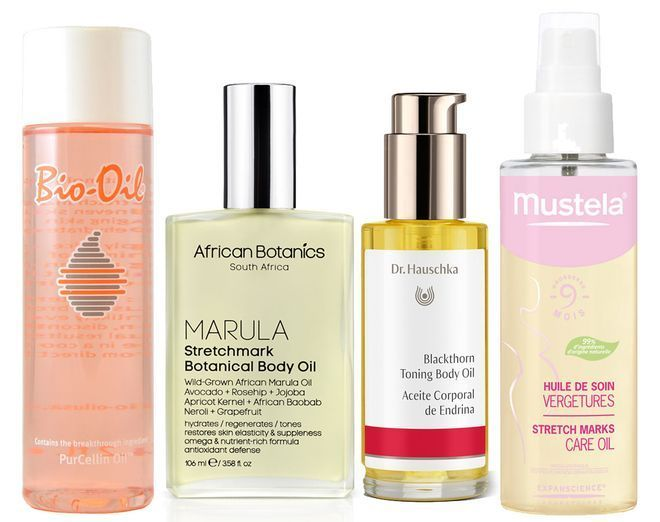 The 6 Best Body Oils That Fight Stretch Marks