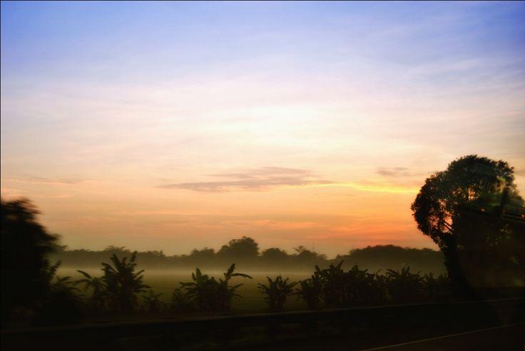 Sunrise by Muhammad Alfitri - Today's Sunrise