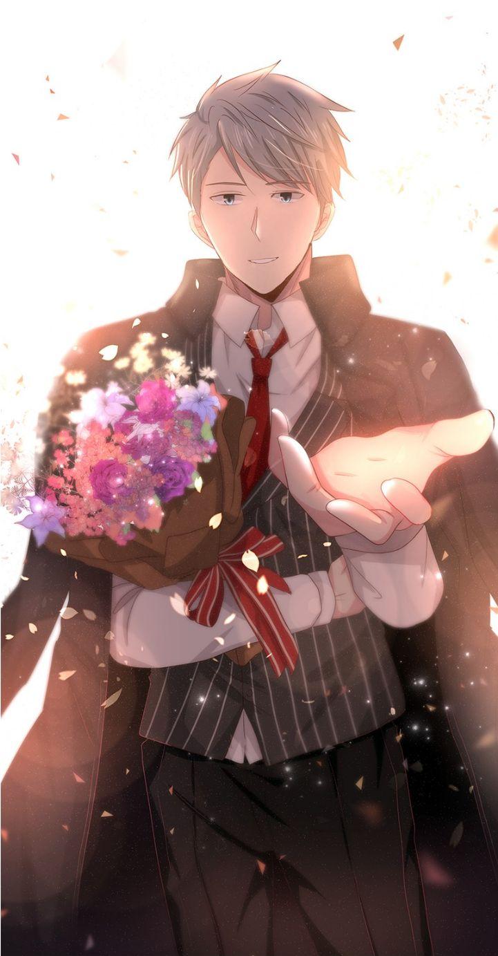 Pin oleh Elvaretta Khr di cute anime (Dengan gambar