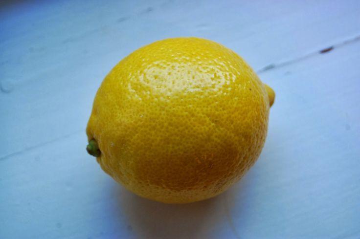 ting som gjør en glad: Når livet gir deg sitroner. sitronmuffins.