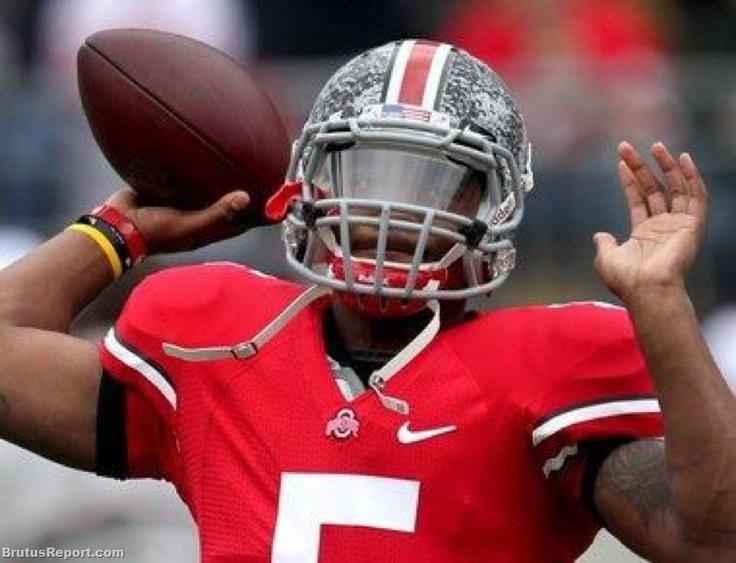 Braxton Miller...An amazing quarterback!