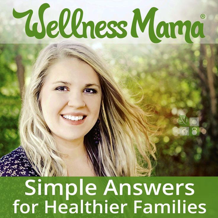 Wellness Mama Website