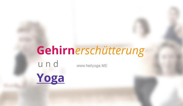 Gehirnerschütterung und Yoga Kann man nach schwerer Gehirnerschütterung Yoga üben, und wenn ja, was genau ist dann zu empfehlen? Welche Übungen sind gut, welche soll man lassen? FRAGE Vor etwa 1,7 jahren hatte ich einen schweren Autounfall mit ei… Tags: HeilyogaPosting