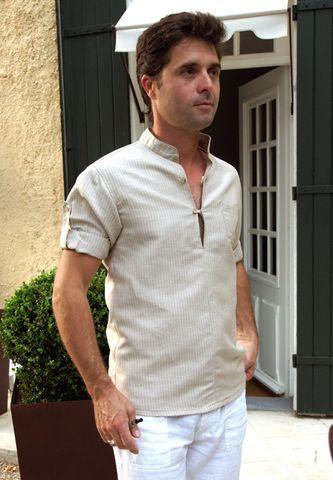 Mr Pat Patron de couture pour l'homme / Sewing pattern for men
