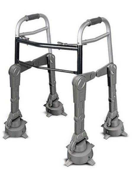 AT-AT walker. The handicapped/elderly like #starwars too!