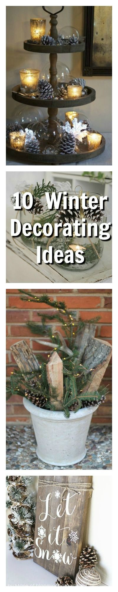 After Christmas, try out these DIY decorating ideas and crafts to cozy up your home all winter long.