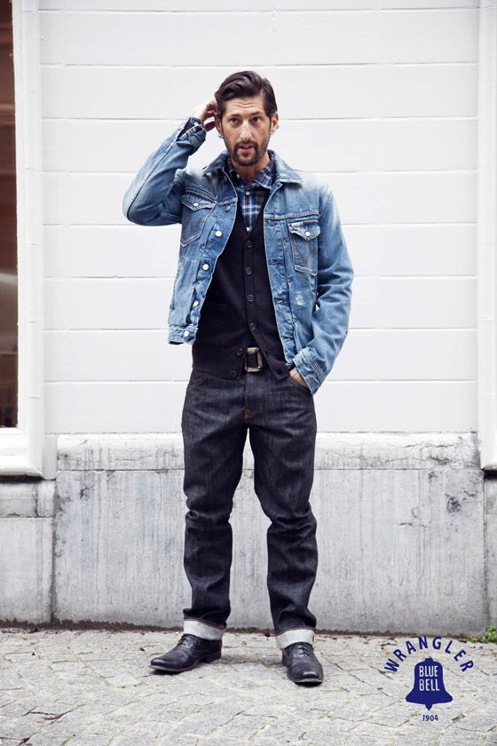 Rockabilly Clothing for Men | Looks - A Mens Designer Jeans and Denim Blog at DenimGeek.com ...