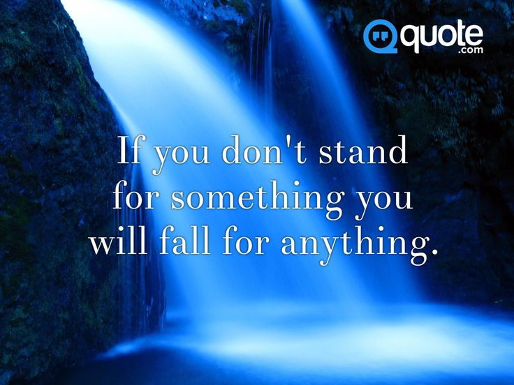 Stand tall and proud for the things that matter most! #TBT #StandUp