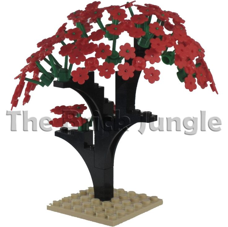 lego tree lego minifigs lego treasure and animals and other things