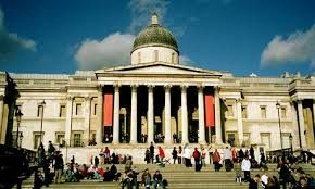 The National Gallery, London http://thesaltybloom.blogspot.it