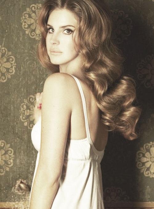 Lana Del Rey , Born To Die Photoshoot