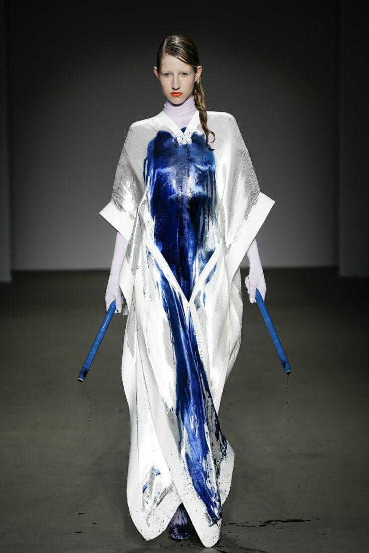 Jef Montes - Illuminosa Collection at the Mercedes Benz Amsterdam Fashion Week 2014.