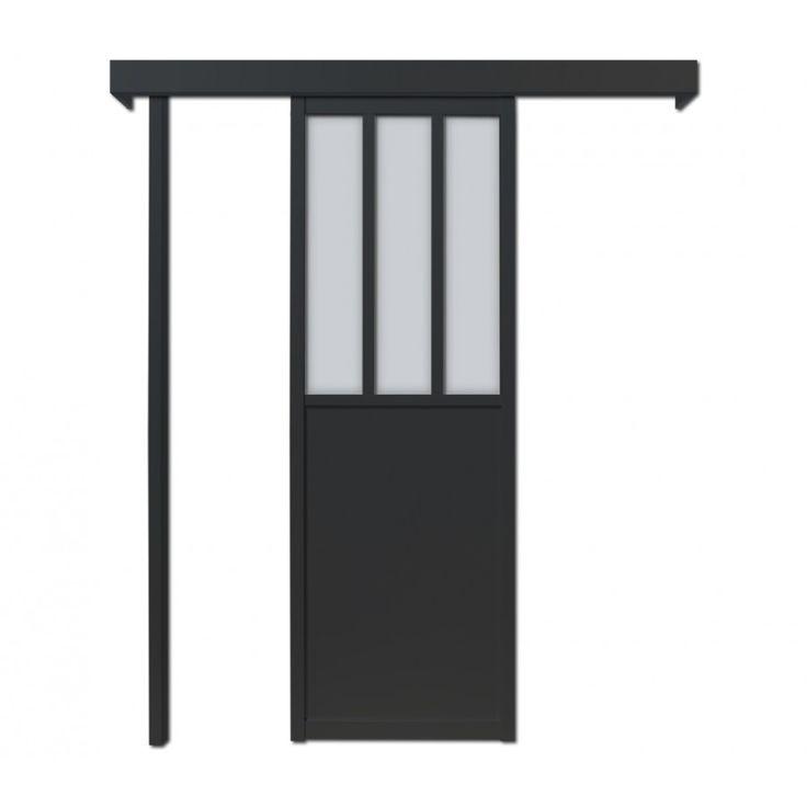 1000 id es propos de porte coulissante en applique sur for Porte coulissante applique