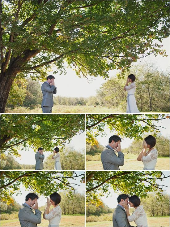 before pre-wedding photos to help keep guest not waiting? still have surprise by doing this type of photo shoot and getting reaction in photo ?