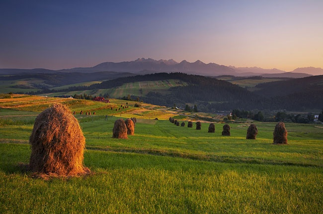 Podhale, Poland.  #Eccomodation #Tatramountains #Tatra
