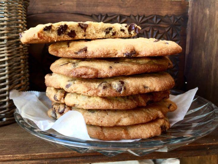 Heavenly chocolate chip cookies