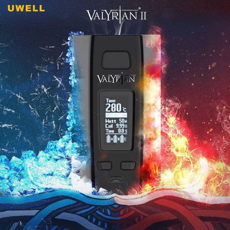 Uwell Valyrian II Box Mod 300W