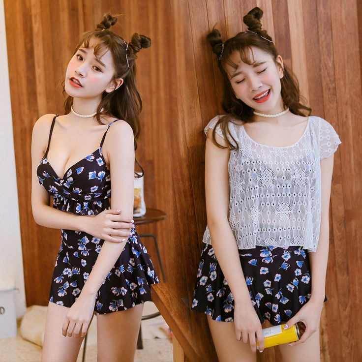 $25.42 (Buy here: https://alitems.com/g/1e8d114494ebda23ff8b16525dc3e8/?i=5&ulp=https%3A%2F%2Fwww.aliexpress.com%2Fitem%2FRetro-split-swimsuit-female-shirt-waist-skirt-Bikini-three-piece-swimsuit-swimsuit-wholesale-Korean-hot-springs%2F32680302267.html ) Swimming Suit For Women Retro split swimsuit skirt Bikini three piece Swimwear Costume Da Bagno Badeanzug Costume Intero Bayan for just $25.42