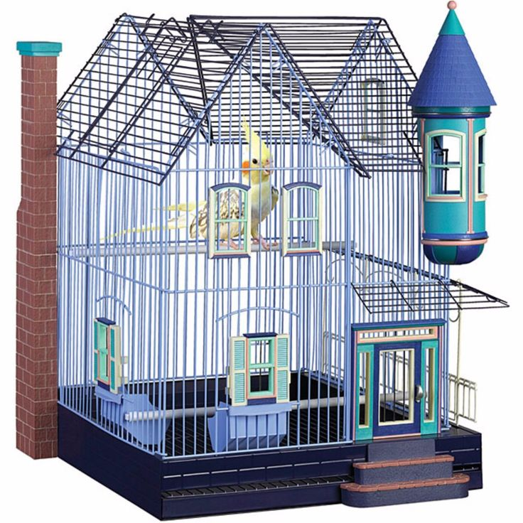 Bird Cages Victorian Style
