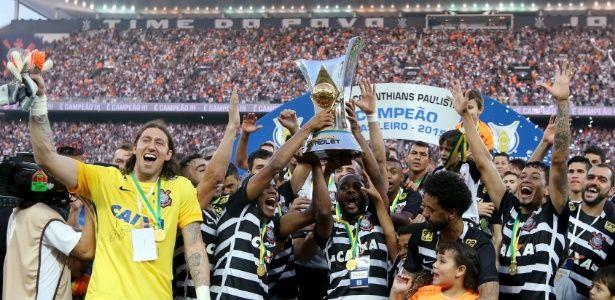 Corinthians campeão dispara ibope do futebol na Globo