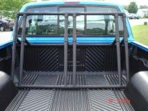 Make your own Bike Rack. Fits in the back of your truck to carry three bikes in style.