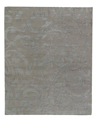 Tufenkian Carpets Flourish Transitional Collection Area Rug 12 X 16