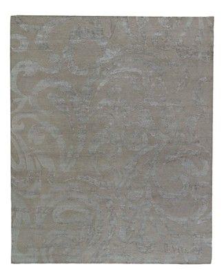 Tufenkian Artisan Carpets Flourish Transitional Collection Area Rug