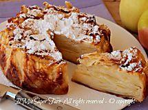 Torta invisibile con mele ricetta facile che non delude mai