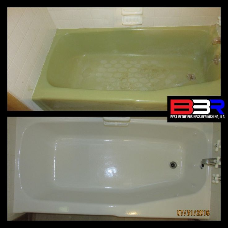 Avocado Bathtub From The 70u0027s...Yes! We Can Refinish And Give It